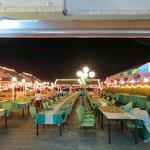 Beautiful Open-Air restaurant right off of Walking Street