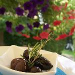 Oliven aus Kalamata