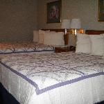 Standard room 2 queen beds