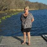 Holly on the Suwannee