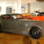 A 2010 Morgan Areo Supersports. Only 200 were built.