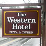 ‪The Western Hotel Pizza & Tavern‬