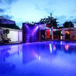 Angkor Sunny Villa swimming pool