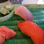 Thuna and Salmon Sushi, Harbour Sushi