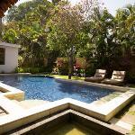 One bedroom pool villa - Private pool