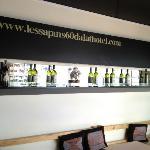 Selection of Dalat wines