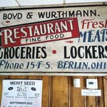 Foto de Boyd and Wurthmann Restaurant