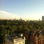 Great view of Hyde Park