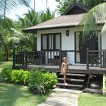 front-beach bungalow (room 101)