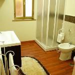 Blue Room bathroom