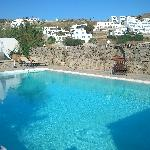 dionysos hotel swimming pool