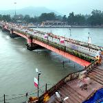 Ganges from 2nd floor
