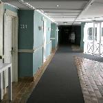 The large corridor