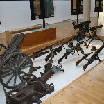Floor Display Weapons