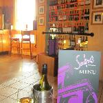 Polo Bar (Scalini's menu)