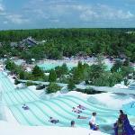 Blizzard Beach Toboggan Slides
