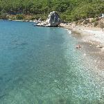 plage proche cirali