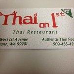Thai on 1st
