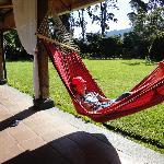 Hotel Posada de Don Rodrigo, Panajachel, hammock