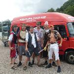 pirates on the wye