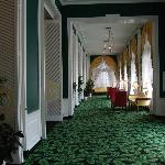 Hall outside main dining room