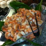 More shrimps..