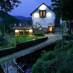 Entrada Hotel Rural Besaro - Selva de Irati