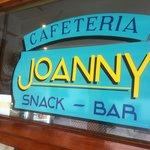 Joanny - signage