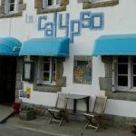 façade du Restaurant LA CALYSO à CARNAC