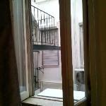 Panorama dalla finestra