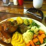 lovely roast chicken