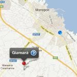 Giamarà map