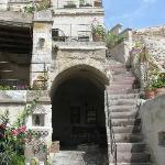 Amazing cave hotel