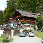Foto de Gasthaus - Pension - Cafe Dorfl