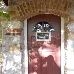 Wine Cellar private entrance