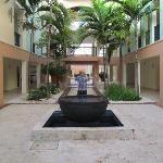 Inside Villa 9