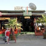 Hawaii bar/restaurant, Sunny Beach