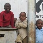 The children of Kibera.