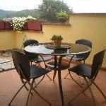 terrazzo camera Piccionaia