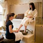 Pedicures at Spa On the Plaza