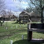 complejo de cabañasy bungalows frente a las Termas
