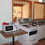 Full Kitchen Small Balsam