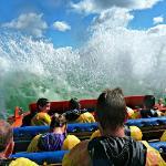 Big waves=lots of fun!