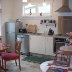 Shared, Self serve kitchen - dining