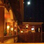 habitaci?n y Bar en el portal del ?ngel.