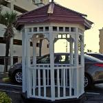 The Gazebo out Front