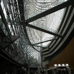 Tokyo International Forum - view from the inside