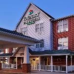 CountryInn&Suites Elgin ExteriorNight