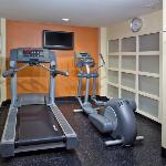 CountryInn&Suites Anderson FitnessRoom
