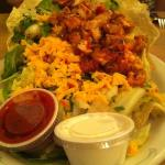 one hell of a taco salad